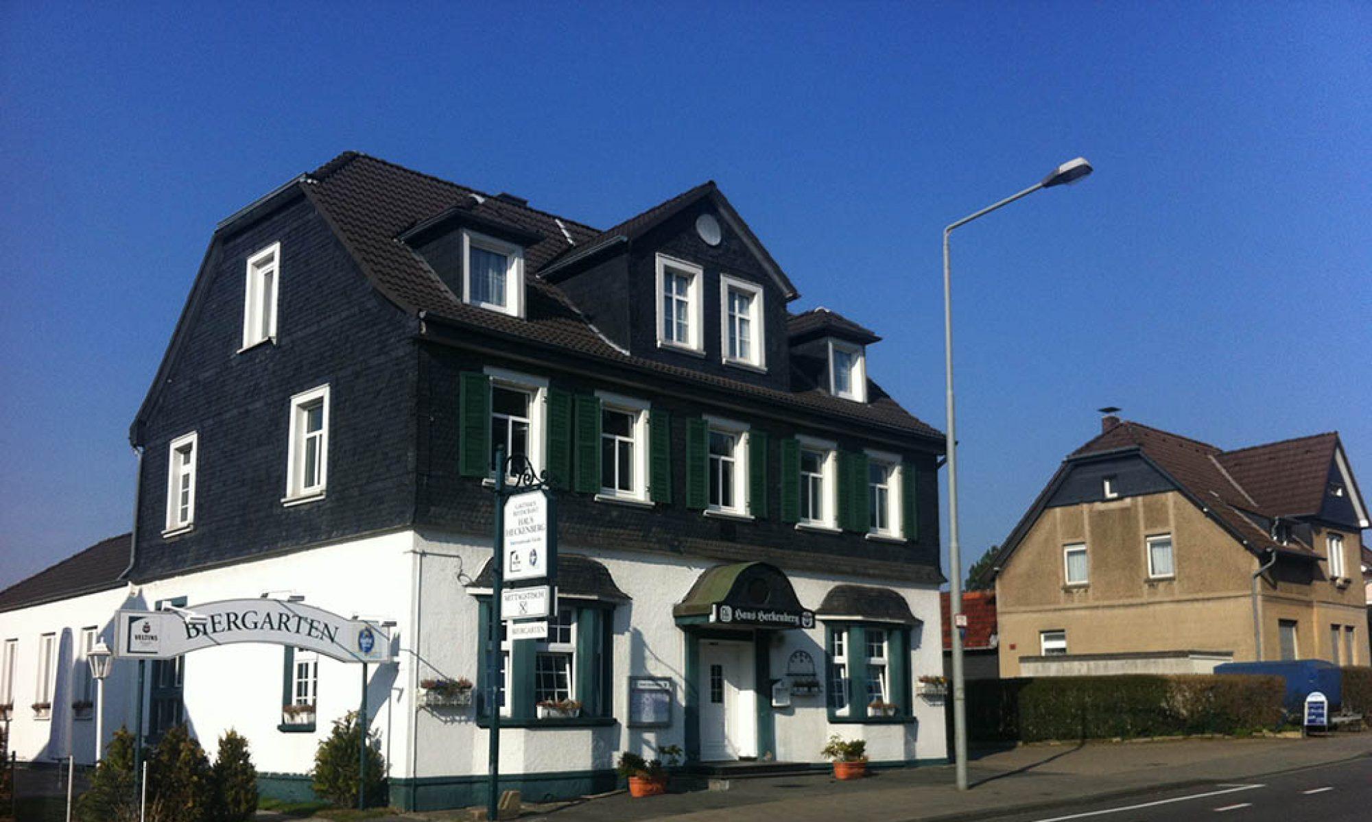 Restaurant Haus Heckenberg